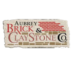 Aubrey Brick and ClayStone